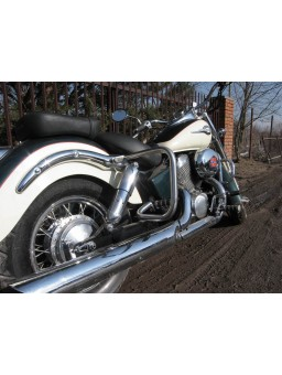 Дуги задние на Honda VT 750 C2 SHADOW (RC44) до 04 г