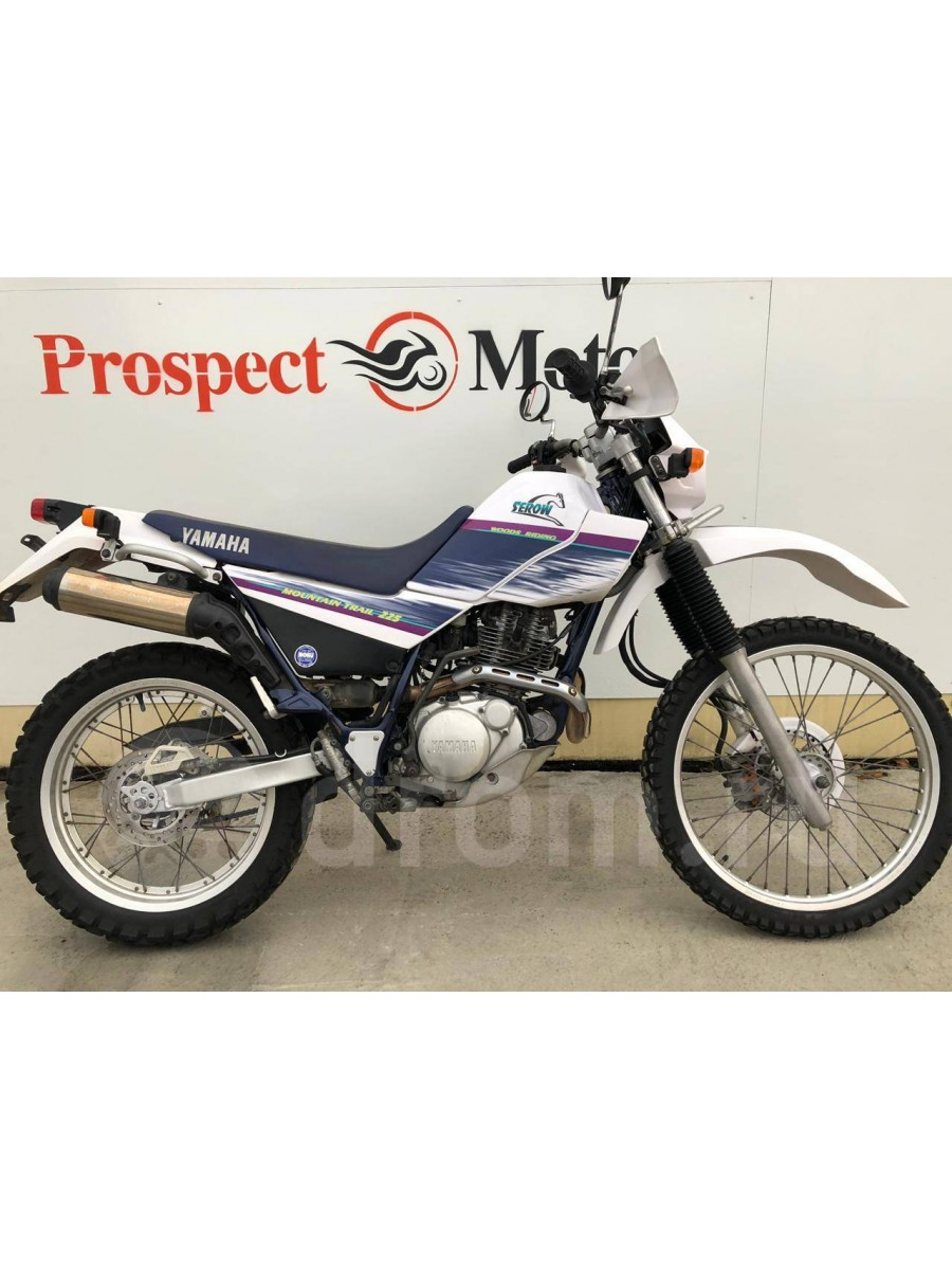 YAMAHA XT225 SEROW 1997 г.