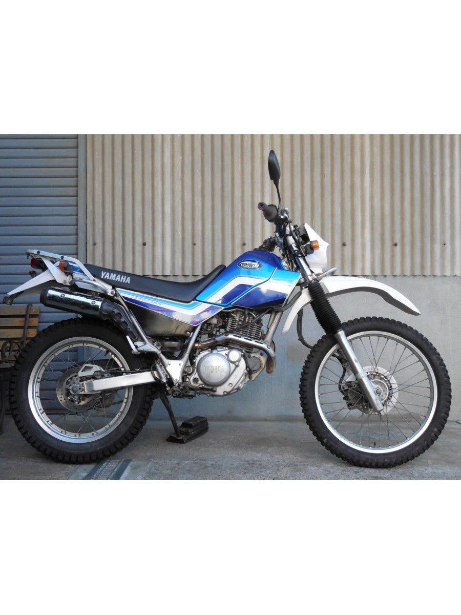 YAMAHA XT225 SEROW WE 2004 г.