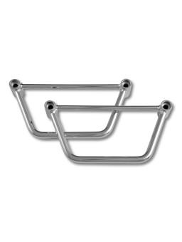 Рамки под кофры KLIK-FIX для KAWASAKI VN2000 (для спинки с ручками для пассажира)