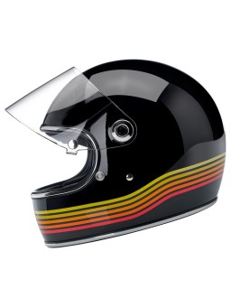Шлем Gringo S ECE - Глянцевый Black Spectrum