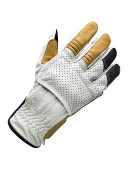 Borrego Мотоперчатки - Белые