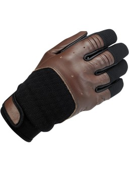 Bantam Мотоперчатки - Коричневые/Черные
