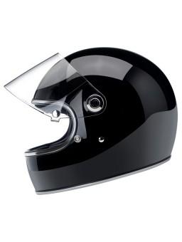 Шлем Gringo S ECE - Глянцевый Black