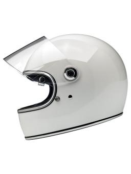 Шлем Gringo S ECE - Глянцевый White