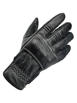 Borrego Мотоперчатки - Черные/Белые