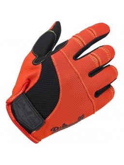 Moto Мотоперчатки - Оранжевый/Черные/Желтые