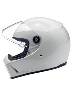 Шлем Lane Splitter - Глянцевый White