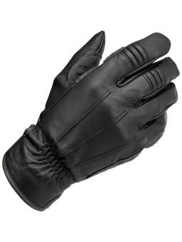 Work Мотоперчатки - Черные