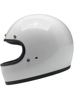 Шлем Gringo ECE - Глянцевый White