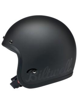 Шлем Bonanza - Матовый Black Factory