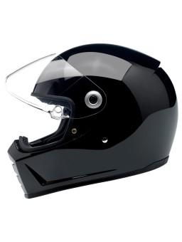 Шлем Lane Splitter - Глянцевый Black