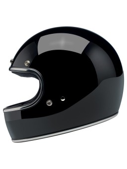 Шлем Gringo ECE - Глянцевый Black