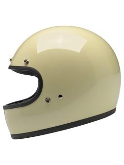 Шлем Gringo ECE - Глянцевый Vintage White